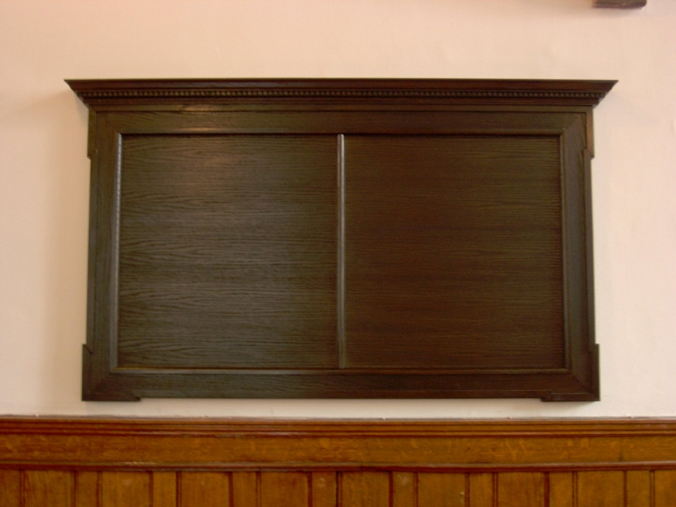 Honours Board 1