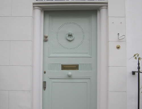 A House in Highbury, Missing Columns