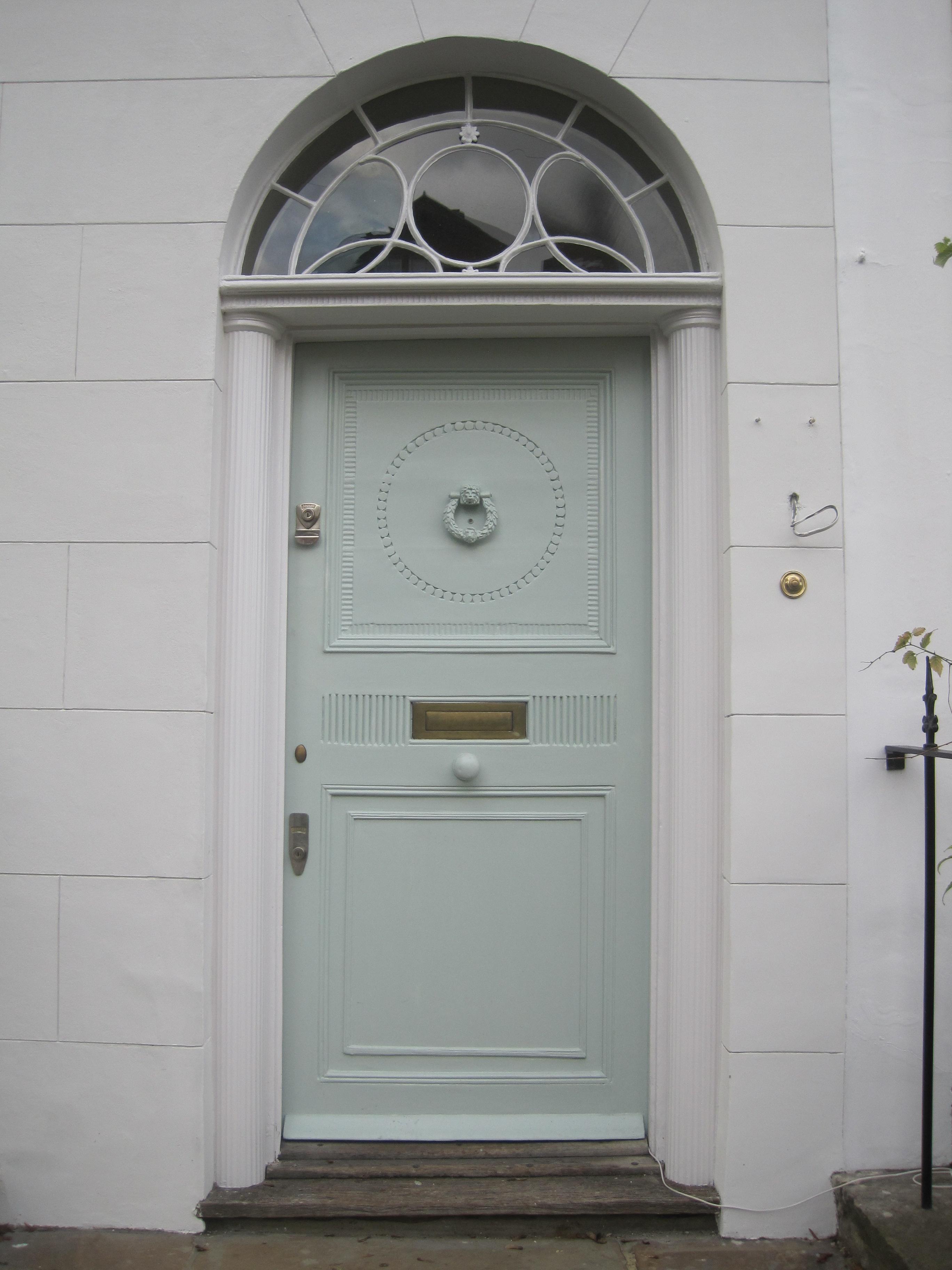 373 doorcase after
